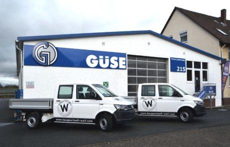 Werbebeschriftung-guese-Car